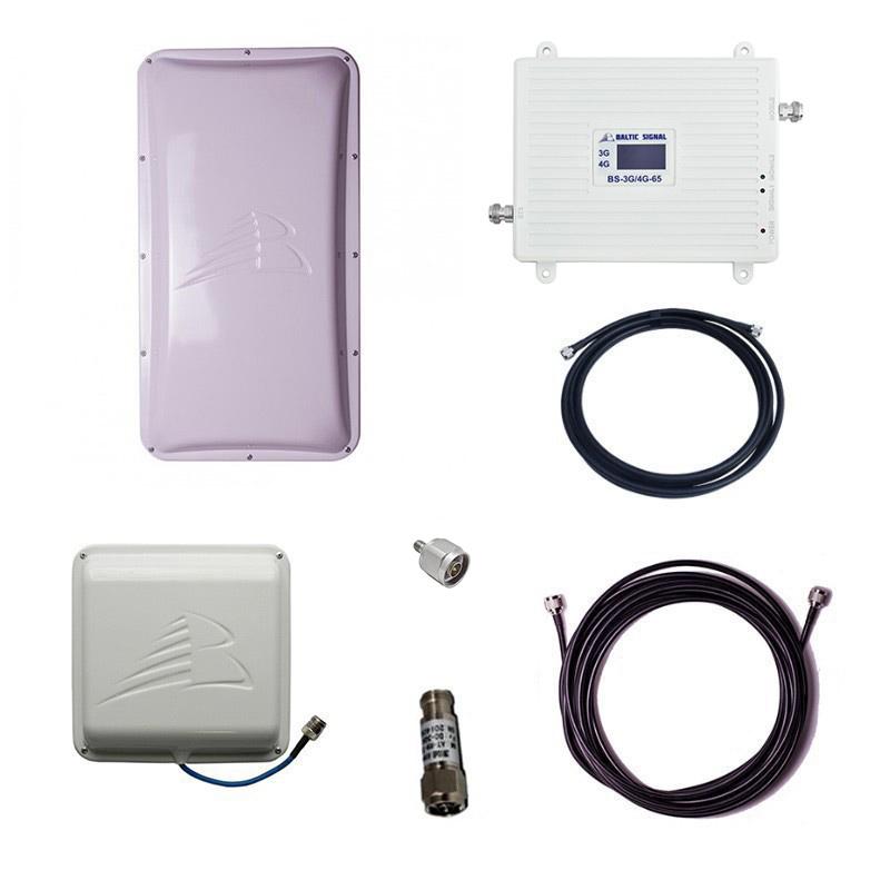 Усилитель Picocell 2000 SXA - оптимальное решение для усиления сигнала 3G 4G интернета на даче.