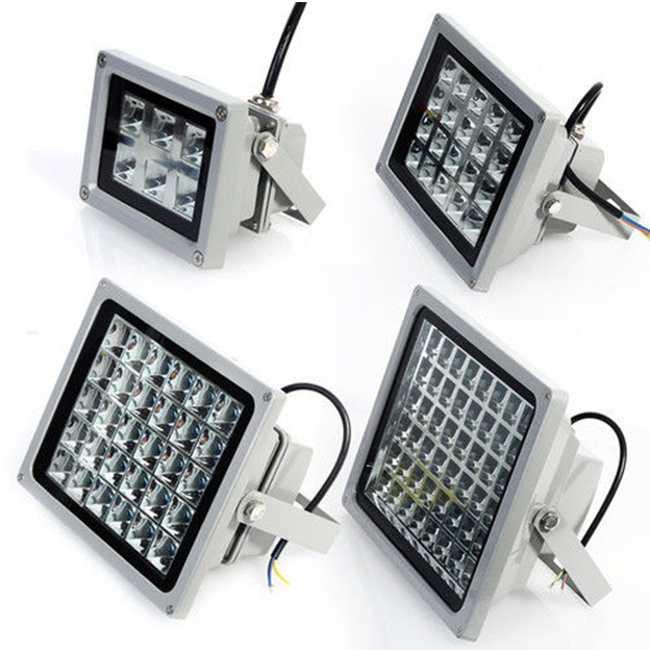 Светодиодные прожектора для теплиц
