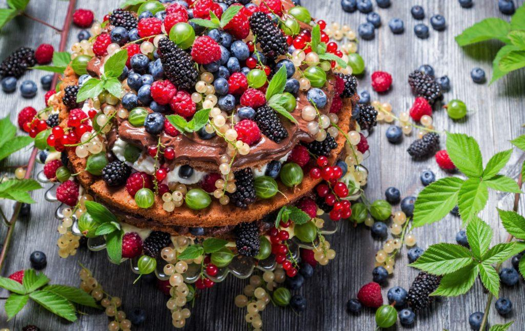 В мире существует большое количество разных видов ягод